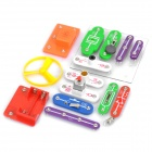 Multi-Purpose DIY Electronic Blocks Kit (2 x AA)