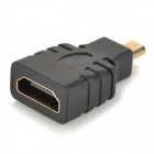 HDMI Female to Micro HDMI Male Adapter - Black