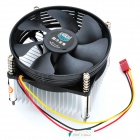 Cooler Master A95 CPU Heatsink with Cooling Fan - Silver + Black