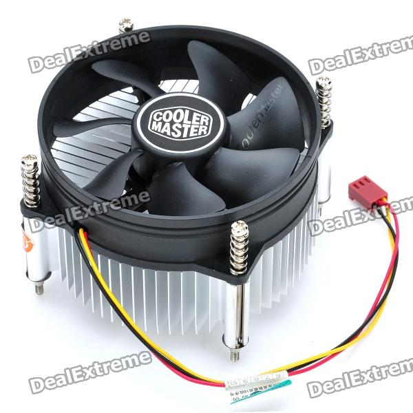 Cooler Master A98 Cpu Heatsink With Cooling Fan Silver
