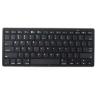 2.4GHz Bluetooth V2.0 Wireless Keyboard - Black (2 x AAA)