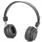 Designer's Bluetooth V2.1 + EDR Handsfree Headset - Black (18-Hour Talk / 200-Hour Standby)