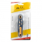 REWIN 8-in-1 Folding Hex Screwdrivers Kit