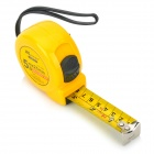 Rewin Tape Measure Measuring Tape - Yellow (5M)