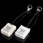 MR5 USB Micro SD / TF Card Reader w/ Cell Phone Strap - Color Random