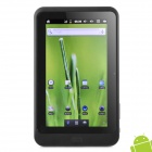 "JXD S7600 7"" Capacitive Android 2.3 Tablet w/ Camera / Wi-Fi / HDMI / TF - White (A10 1.5GHz / 8GB)"