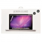 Glossy PET Screen Guard Protector for Macbook Air 11""