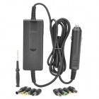 100W Car Charger w/ Adapters for Laptop (DC 10~14V)