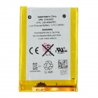 Replacement 3.7V 930mAh Li-ion Polymer Battery for Ipod Touch 4