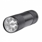 9 LED Flashlight 20000mcd 2-pack