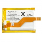 Replacement 3.7V 800mAh Li-ion Polymer Battery for iPod Touch 3