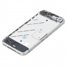 IA74 Chassis Middle Housing Frame for Iphone 4S - Silver