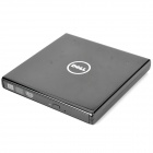 Dell USB 2.0 External DVD Optical Drive - Black