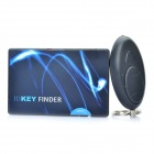 Sound Activated Card Style Wireless Key Finder - Black (2 x CR2032)
