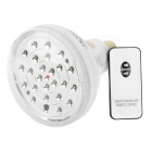 PA-2561R E27 24-LED 110LM Rechargeable Emergency Light Bulb w/ IR Remote Controller (90~250V)