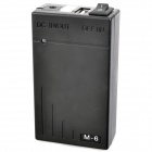 Portable 8800mAh External Battery Charger w/ USB Power Outlet for Cell Phone + More - Black