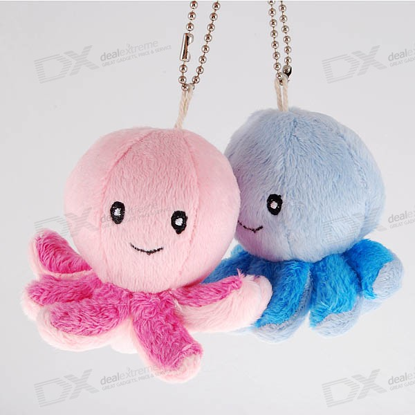 Octopus with Sucker Pads (2-Pack)