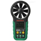 "Mastech MS6252B 2.0"" LCD Digital Wind Speed Meter Anemometer - Dark Green (1 x 9V)"