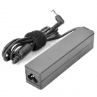 70W AC Power Adapter Charger w/ Adapters for Laptop (2-Flat-1-Round-Pin Plug / AC 100~240V)