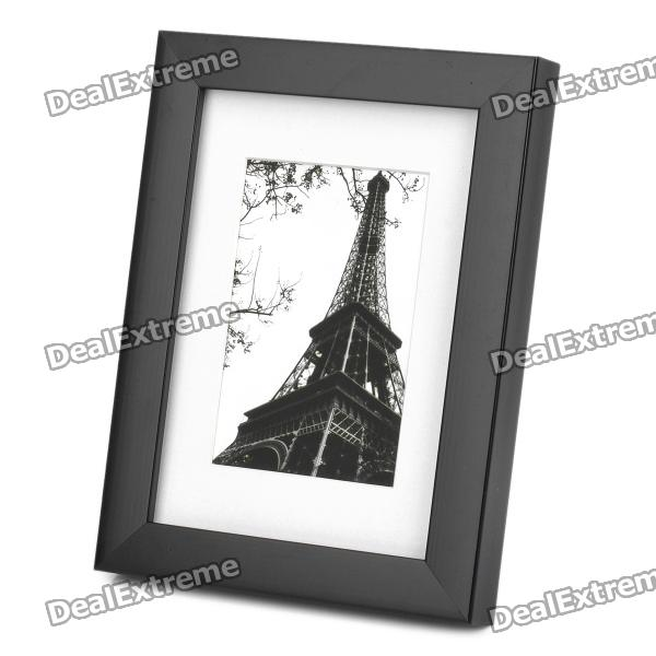 Stylish Wooden Dual Layer Photo Frame for 7