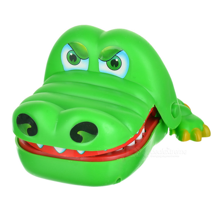 Crocodile Dentist Desktop Mechanical Toy