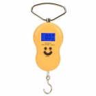 "1.4"" LCD Precision Portable Hanging Electronic Hook Scale (40KG Max / 10g Resolution)"