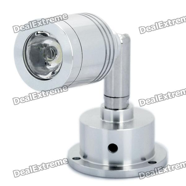 1W 95LM 6000-6500K 1-LED White Light Lamp (AC89-265V)