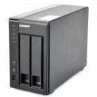QNAP Turbo NAS TS-219PII Dual-Bay Network Storage