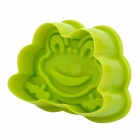 3D Animals Style Pie Biscuit Cookie Cutter Mold Set (4-Piece Pack)