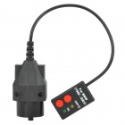 Inspection Oil Service Reset Tool for BMW 1982~2001 (Black)