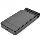 Designer's USB Powered Battery Charging Dock Station for Samsung i9220 - Black