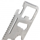 Stainless Steel 11-in-1 Multi-Functional Tool Card (2-Pack)