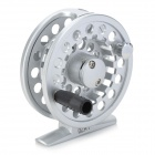 Aluminum Alloy Fly Fishing Reel - Silver (0.30mm-200m)