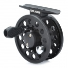 Aluminum Alloy Fly Fishing Reel - Black (0.25mm-200m)