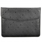 Cute Bear Pattern Protective PU Leather Case for Ipad Series - Black