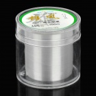 0.323mm 300M Resin Fishing Line / Thread - White (#4)