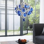Contemporary 3-Light Crystal Chandelier (110~120V)