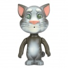 Recording and Repeating Talking Tom Cat Doll Toy (3 x AAA)