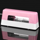 Nails Gel UV Curing Lamp Machine - Pink + White (9W/220V)