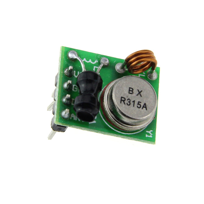 315MHz Wireless Transmitter Module - Green