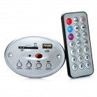 Digital Audio MP3 Player Module with Remote Controller / USB / SD (DC 5V)