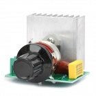 3800W High Power Imported SCR Voltage Regulator - Green