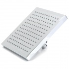 12-LED Water Temperature Visualizer Sensor Square Shower Head