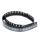 0603 Red SMD LED Emitter Silicone Strip (50-Piece Pack)