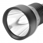 Prairie Fire D6 800LM 5-Mode Cold White Light Flashlight - Black (1 x 18650)