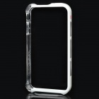 Protective Bumper Frame Set for iPhone 4 / 4S - White