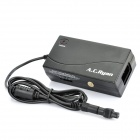 Universal 70W AC Charging Adapter for Laptop Notebook - Black
