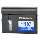 Mini DV Digital Video Head Cleaner Cleaning Tape - Black
