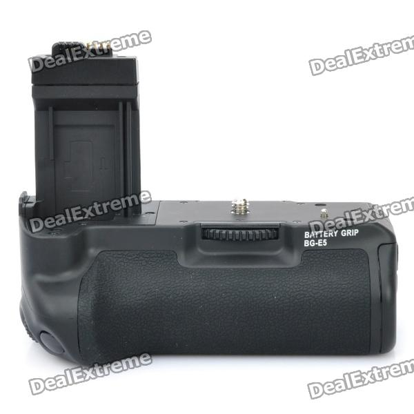 BG-E5 Vertical External Battery Grip for Canon 500D / 1000D / 450D