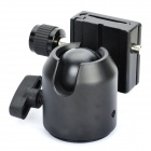 Magnesium Aluminum Alloy Ball Head w/ Quick Release Plate (Max. Load-8kg)